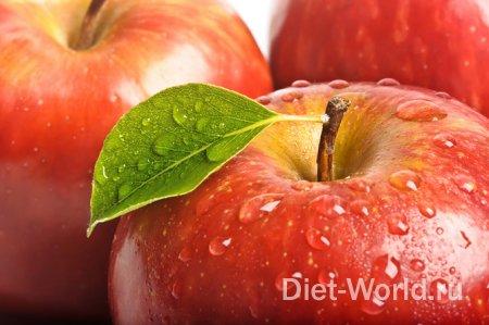 Яблочная пятидневная диета