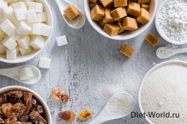 Сахар в детском рационе - польза или вред?