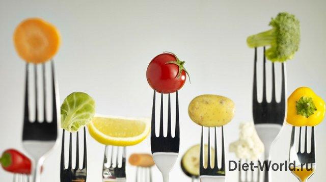Раздельное питание: правильный выбор или вред организму?