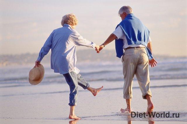 Как питаться, чтобы дожить до 100 лет? Рацион долголетия!