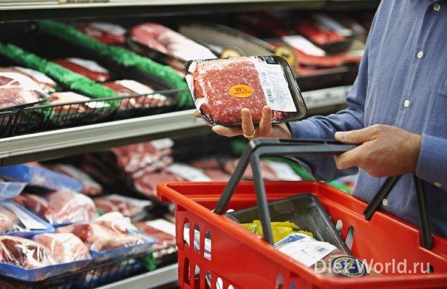 Разнообразный и правильный рацион! Как выбирать продукты? Как избежать ошибок?