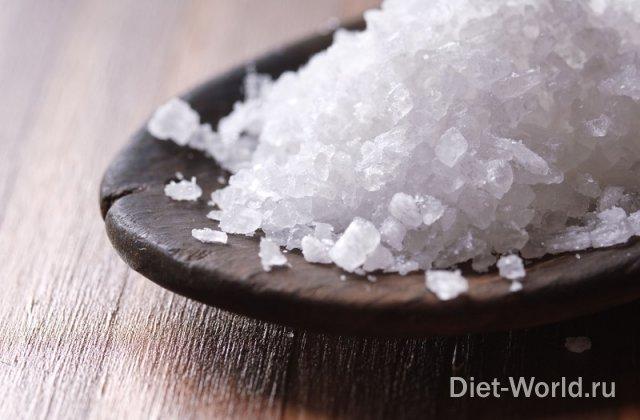 Диетологи: соль — самый опасный продукт!
