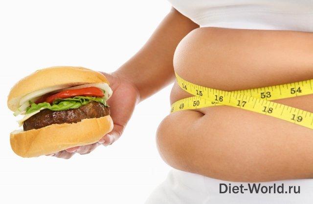 """Американские ученые нашли способ """"есть и худеть""""!"""