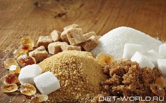8 причин не есть сахар!