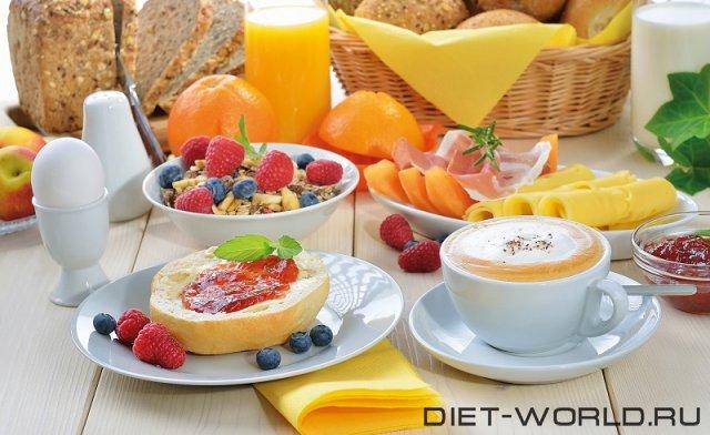 Какие продукты нельзя употреблять с утра?