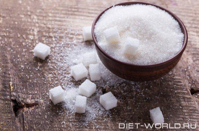 Что выбрать сахар или сахарозаменитель?
