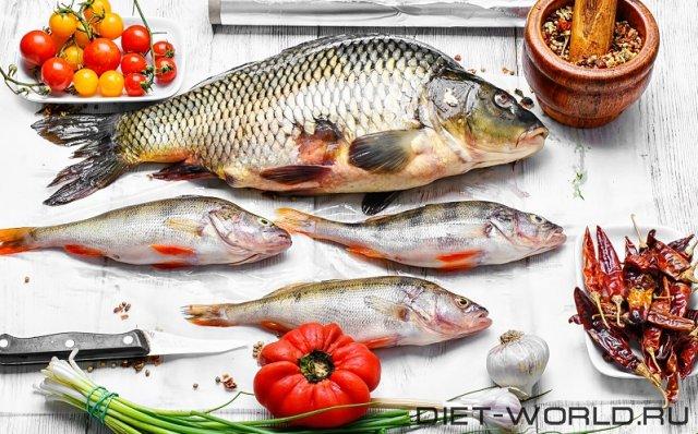 Вредно есть рыбу!? Правда ли, что в ней содержится ртуть и свинец?