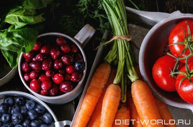 Почему нужно отдавать предпочтение сезонным фруктам и овощам?